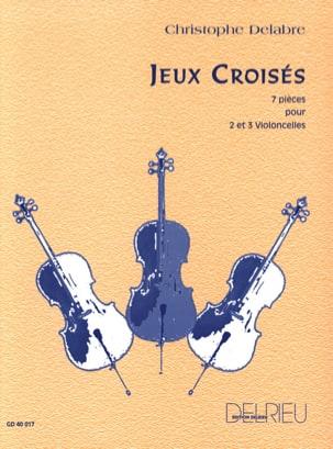 Christophe Delabre - Cross Games - Sheet Music - di-arezzo.co.uk