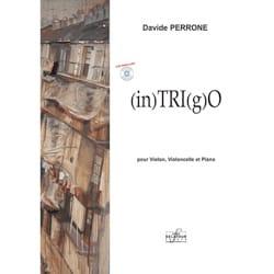 Davide Perrone - (In) Tri (G) O - Partition - di-arezzo.fr