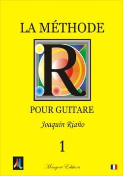 Joaquin Riano - La Méthode Volume 1 (+ 2 Cds) - Partition - di-arezzo.fr