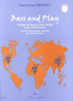 Jean-Loup Dehant - Bass And Play - Sheet Music - di-arezzo.co.uk