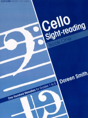 Doreen Smith - Cello Sightreading book 1 - Sheet Music - di-arezzo.co.uk