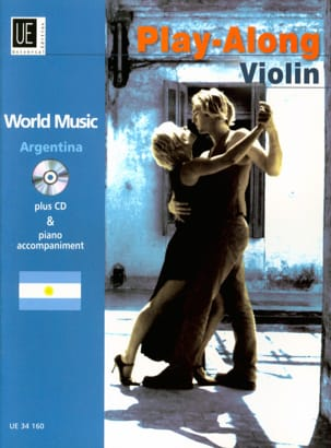 - World Music - Argentina Violon / Piano - Partition - di-arezzo.fr