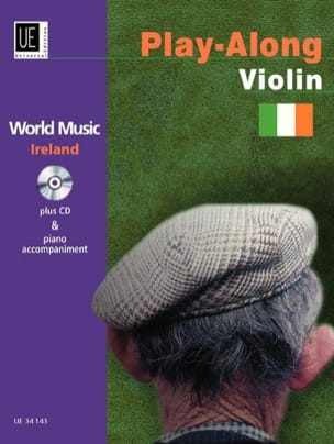 - World Music - Ireland Violon / Piano +CD - Ireland - Partition - di-arezzo.fr