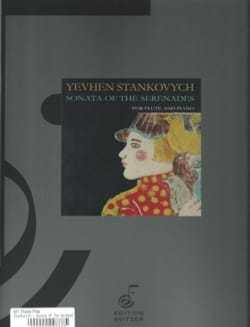 Yevhen Stankovych - Sonata of the Serenades - Partition - di-arezzo.fr