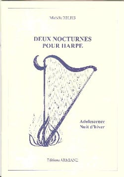 Michèle Belfis - 2 Nocturnes for harp - Sheet Music - di-arezzo.com