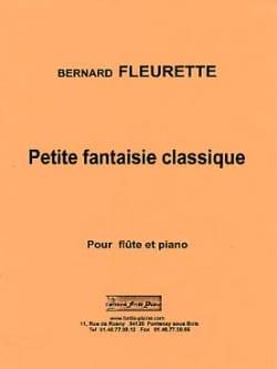 Bernard Fleurette - Small Classic Fantasy - Partition - di-arezzo.com
