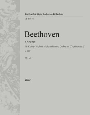 Konzert C-Dur op. 56 Triple-Konzert - alto - laflutedepan.com