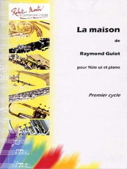 Raymond Guiot - The House - Sheet Music - di-arezzo.com