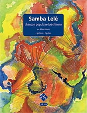 Samba Lelê - Partition - Guitare - laflutedepan.com