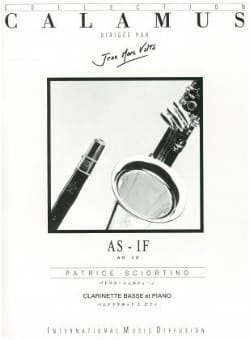 Patrice Sciortino - As - If - Sheet Music - di-arezzo.co.uk