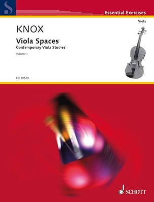 Garth Knox - Viola Spaces Volume 1 - Sheet Music - di-arezzo.co.uk