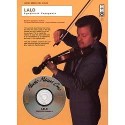 Symphonie Espagnole - Edouard Lalo - Partition - laflutedepan.com