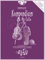 Kompendium Für Cello Volume 4 Partition Violoncelle - laflutedepan