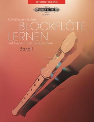 Blockflöte Lernen Mit Liedern Und Spielstücken Volume 1 laflutedepan