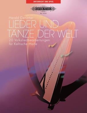 Lieder Und Tanze Der Welt - Partition - Harpe - laflutedepan.com