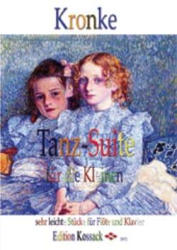 Tanz-Suite Für Die Kleinen Emil Kronke Partition laflutedepan
