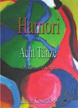 8 Tänze - Thomas Hamori - Partition - Quintettes - laflutedepan.com