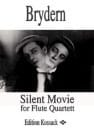 Silent Movie Benedykt Brydern Partition laflutedepan