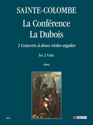 Colombe Jean De Sainte - The Conference - Dubois - Sheet Music - di-arezzo.com