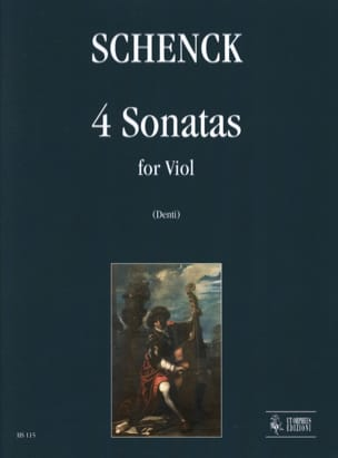 Johannes Schenck - 4 Sonatas - Sheet Music - di-arezzo.co.uk
