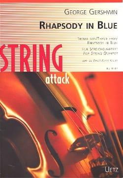 George Gershwin - Theme Rhapsody In Blue - Sheet Music - di-arezzo.co.uk