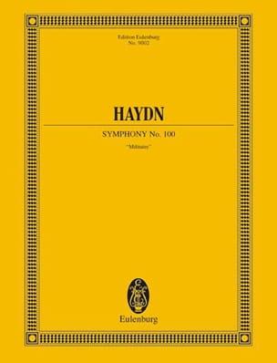Symphonie N°100 - Hob.1:100 Militaire - HAYDN - laflutedepan.com