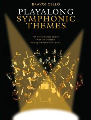 Playalong Symphonic Themes - Cello - Partition - laflutedepan.com