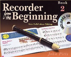 Recorder From The Beginning Book 2 - John Pitts - laflutedepan.com
