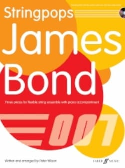 Stringpops James Bond Peter Wilson Partition ENSEMBLES - laflutedepan