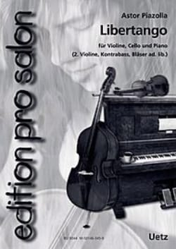 Astor Piazzolla - Libertango - Sheet Music - di-arezzo.co.uk
