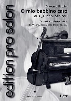 O Mio Babbino Caro (Extr. Gianni Schicci) - laflutedepan.com