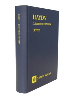 Il Ritorno Di Tobia - HAYDN - Partition - laflutedepan.com