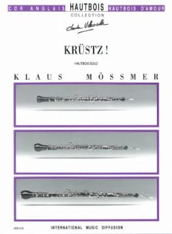 Klaus Mössmer - Krüstz! - Sheet Music - di-arezzo.co.uk