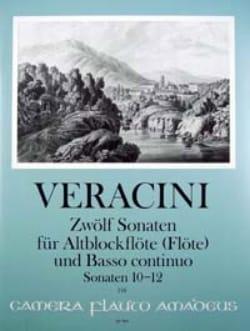 12 Sonates Vol.4 - (10-12) - laflutedepan.com