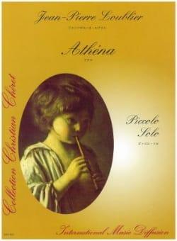 Athéna - Jean-Pierre Loublier - Partition - laflutedepan.com