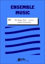 MOZART - Opening the Magic Flute - Sheet Music - di-arezzo.com