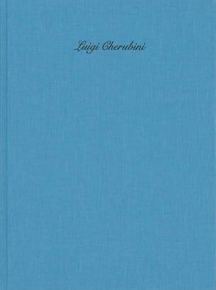 Luigi Cherubini - Lo Sposo Di Tre E Marito Di Nessuna - Partition - di-arezzo.fr
