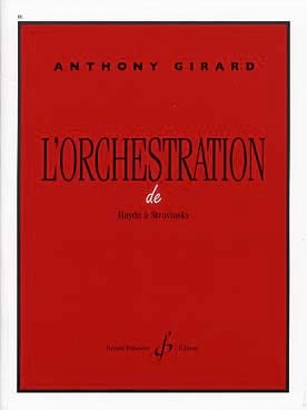 L'Orchestration de Haydn à Stravinsky - laflutedepan.com