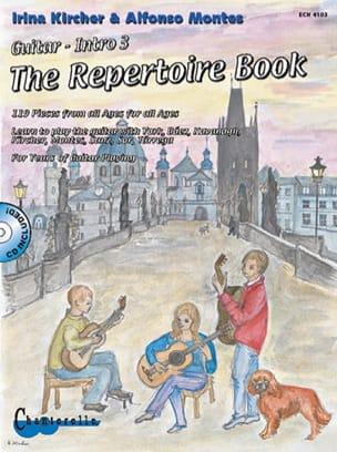 Alfonso & Kircher Irina Montes - The Repertoire Book - Intro 3 - Partition - di-arezzo.fr