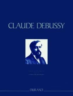 Claude Debussy - Le Martyre de Saint Sébastien (Volume 4) - Partition - di-arezzo.fr