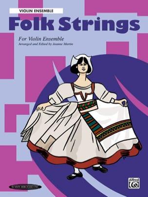 Folk String for Ensemble violin ensemble - laflutedepan.com