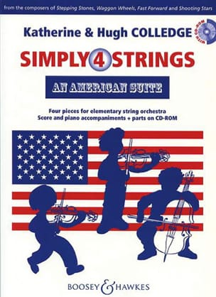 - Simply 4 Strings - An American Suite ( Rom) - Partition - di-arezzo.fr
