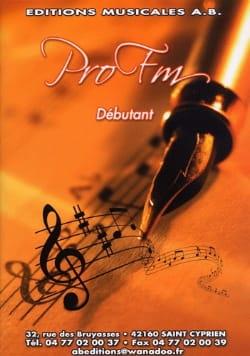 - Pro FM Beginner - Sheet Music - di-arezzo.co.uk