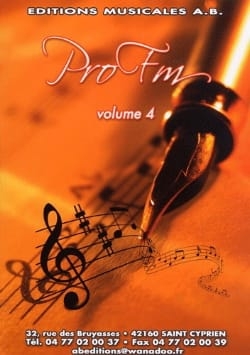 - Pro FM Volume 4 - Sheet Music - di-arezzo.com