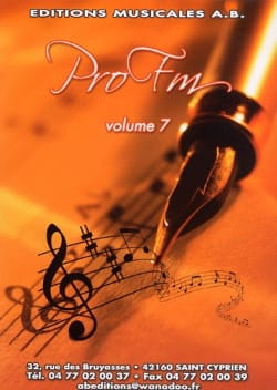- Pro FM Volume 7 - Sheet Music - di-arezzo.co.uk