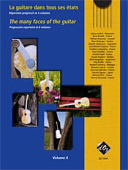 - The Guitar in all its states Volume 4 - Sheet Music - di-arezzo.co.uk