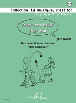 Joy Kane - With my ball - Sheet Music - di-arezzo.co.uk