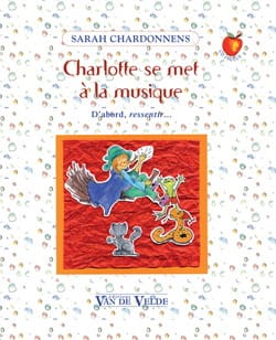 Sarah Chardonnens - Charlotte goes to the Music - Sheet Music - di-arezzo.com