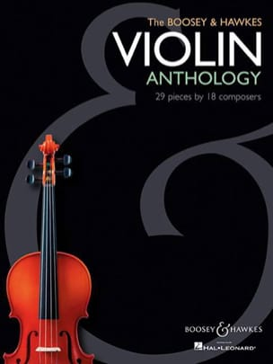 - The Boosey & Hawkes Violon Anthology - Partition - di-arezzo.fr