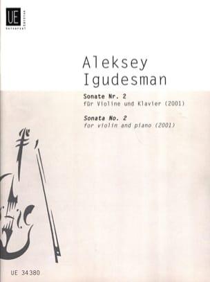 Sonate N°2 2001 - Aleksey Igudesman - Partition - laflutedepan.com